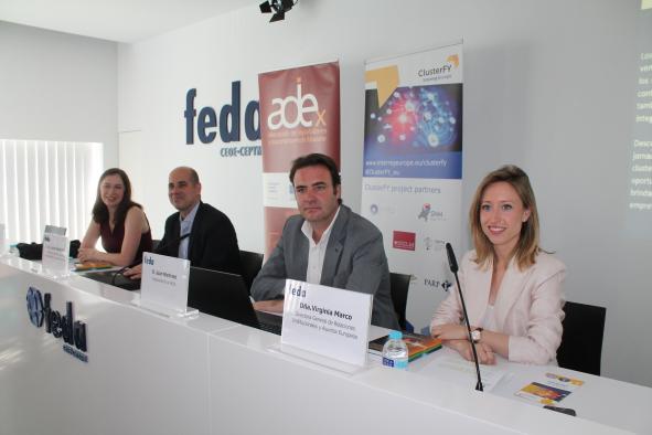 El PCTCLM participa en la jornada de fomento de clusters en Castilla La Mancha