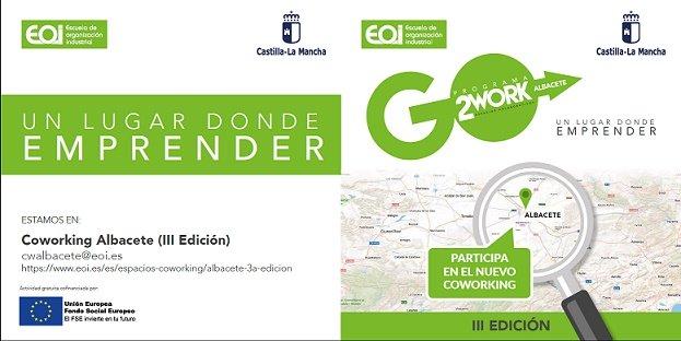 Abierto el plazo de inscripción al Go2Work Albacerte III edición