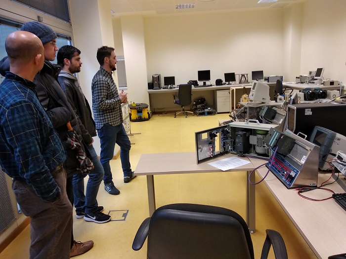 Emprendedores del Programa Coworking EOI-JCLM Albacete (III Edición) visitan el Instituto de Desarrollo Industrial