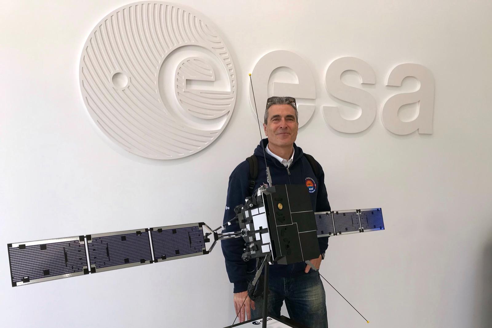 La Agencia Espacial Europea presentó el pasado 25 de abril la Misión Solar Orbiter