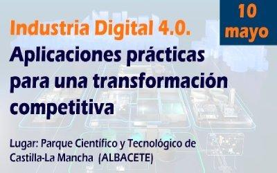 ABRIMOS LA JORNADA INDUSTRIA DIGITAL 4.0