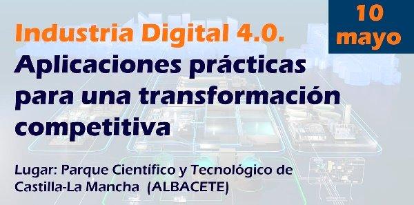 Inscripciones Abiertas para la Jornada Industria digital 4.0
