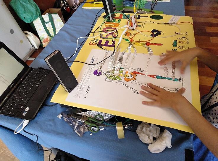 120 Alumnos participaron en las Primeras Jornadas sobre Proyectos STEAM (Ciencia, Tecnología, Ingeniería, Arte y Matemáticas) en nuestra sede en Guadalajara