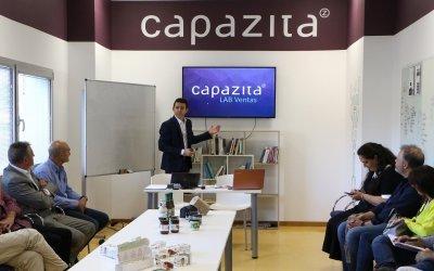 Capazita crece en el PCTCLM y pone en marcha su nuevo Lab Ventas.