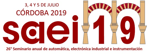 Participación en el 26º Seminario Anual de Automática, Electrónica Industrial e Instrumentación (SAAEI 2019)