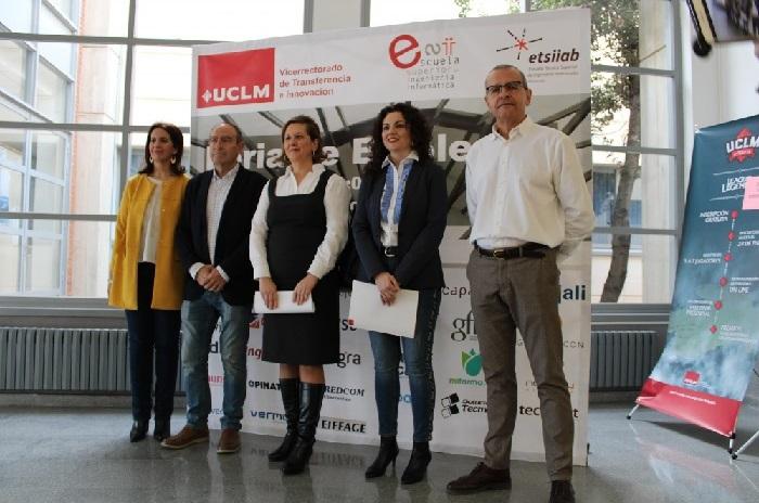 El Parque Científico y Tecnológico de Castilla-La Mancha estuvo presente a la I Feria del Empleo junto con un nutrido grupo de empresas alojadas en el mismo.