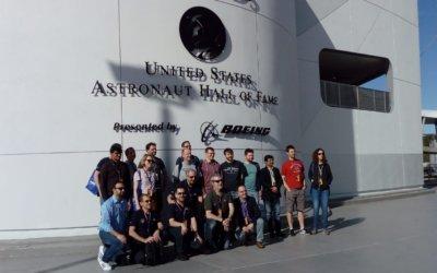 Premio alGrupo de Investigación del Espacio de la UAH que alberga varios proyectos en el PCTCLM