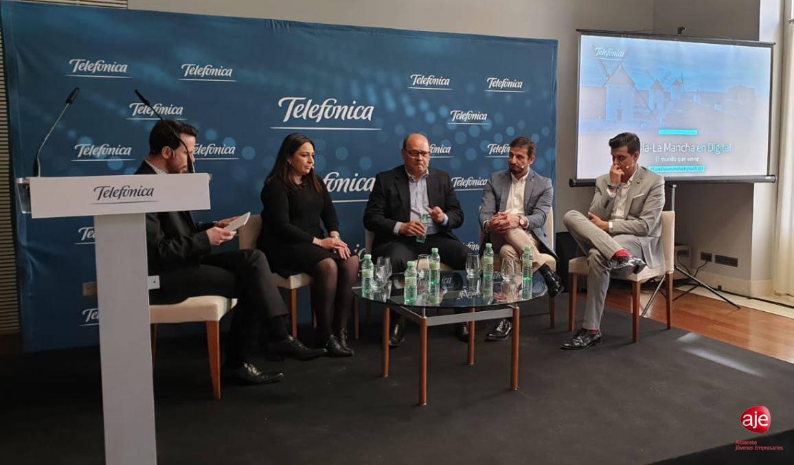 """INTERESANTE LA PARTICIPACIÓN EN LA JORNADA """"CASTILLA-LA MANCHA EN DIGITAL ALBACETE"""""""