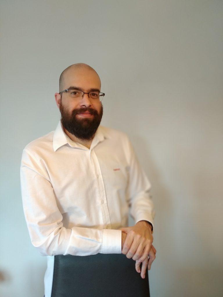Antonio Fernández, coordinador del departamento de I+D+I de Ingeteam Service
