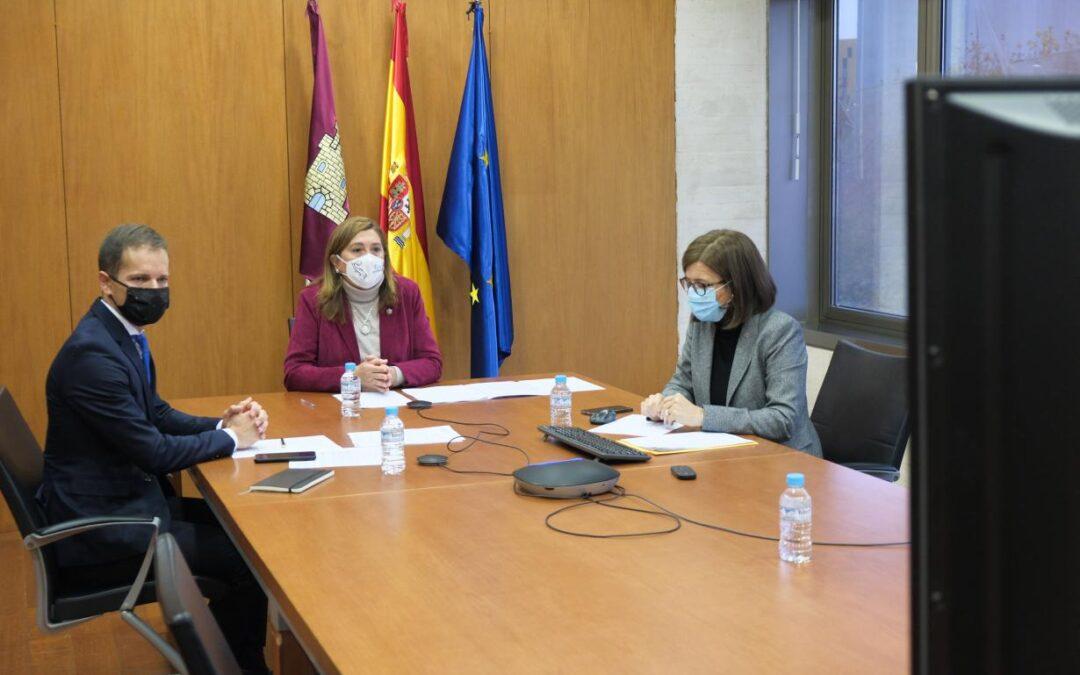 El Gobierno regional destaca el papel del PCTCLM para el desarrollo de proyectos educativos de FP Dual