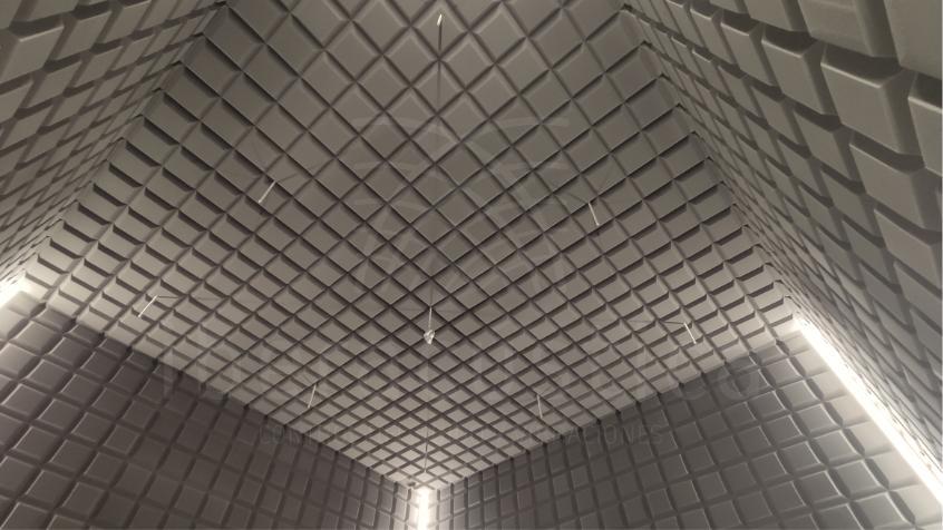 Iberacústica diseña, fabrica e instala cámaras anecoicas para realizar ensayos acústicos