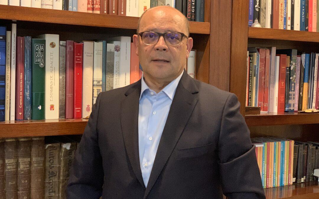 LA APTE ENTREVISTA AL DIRECTOR GENERAL DEL PARQUE CIENTÍFICO Y TECNOLÓGICO DE CASTILLA-LA MANCHA