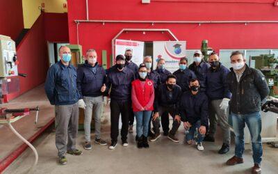 El IDI colabora con Cruz Roja Albacete en materia de formación