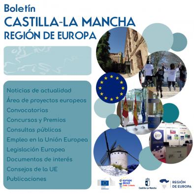 Boletín Electrónico Castilla-La Mancha Región de Europa