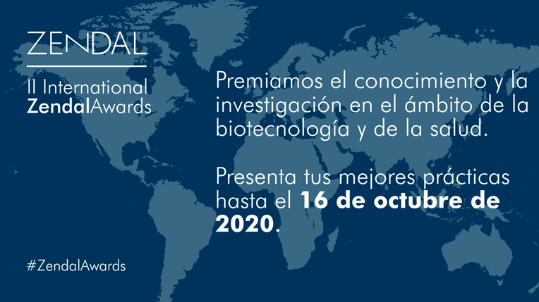 Convocada la II Edición de los International Zendal Awards 2020