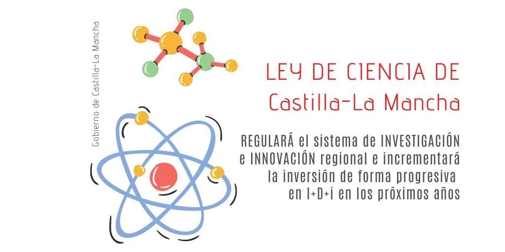 La nueva Ley de Ciencia de Castilla-La Mancha