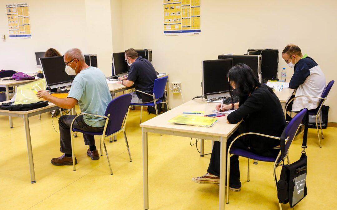 Acciones formativas de Bilib para Puntos de Inclusión Digital y Centros de Internet