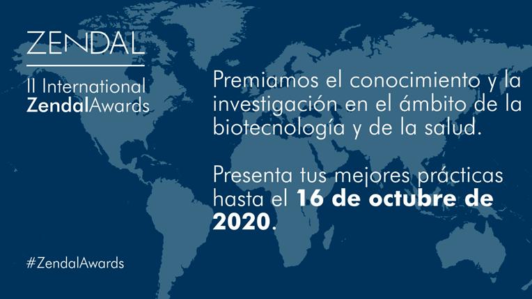 Convocada la II Edición de los International Zendal Awards 2020