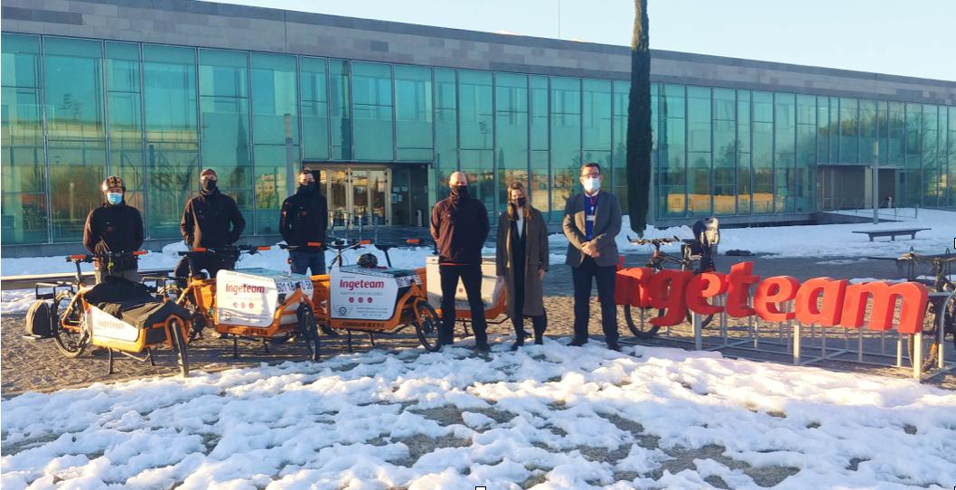 Ingeteam y Urban Ciclo, cinco años fomentando el uso de la bicicleta en Albacete