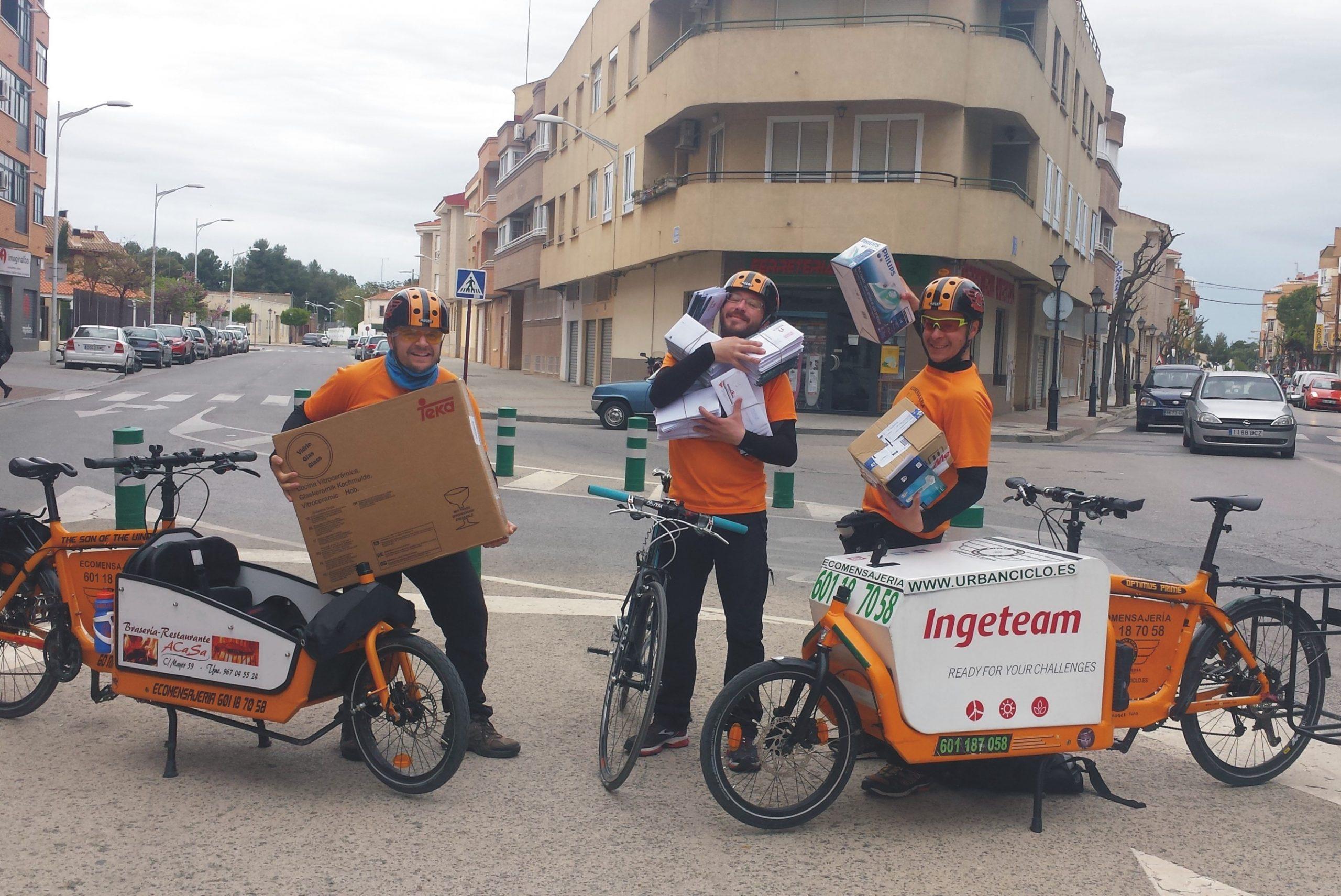 Ingeteam y Urban Ciclo