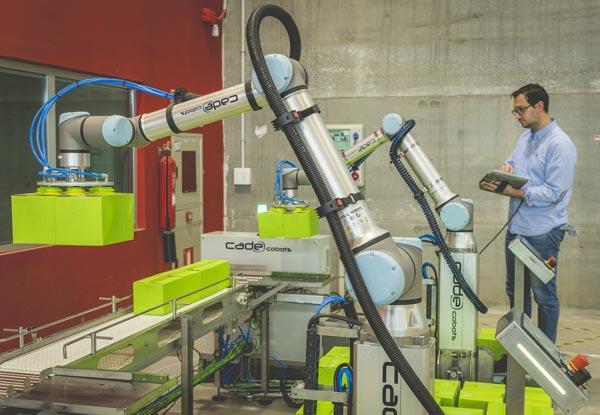 Jornada sobre tecnología robótica en sectores industriales y no industriales