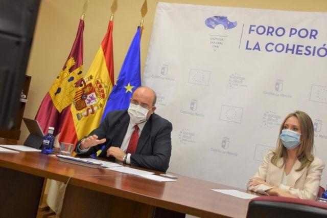 Nuevo Boletín Electrónico Castilla-La Mancha Región de Europa