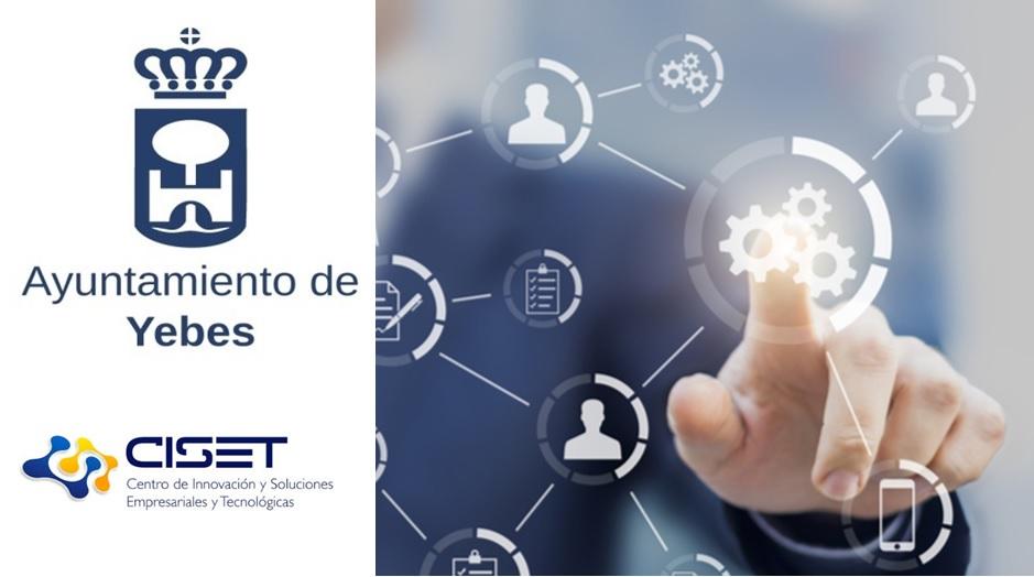 CISET colabora en la transformación digital del Ayuntamiento de Yebes