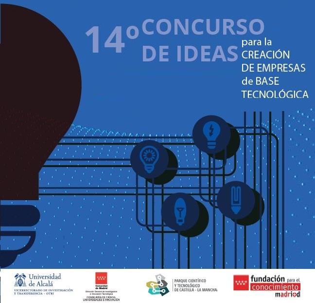 El PCTCLM colabora en el Concurso de Ideas para la creación de Empresas de Base Tecnológica de la UAH