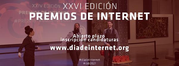 Premios Internet 2021