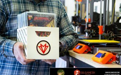 CAJOON, nueva marca y proyecto de Gilgamesh 3D Estudio