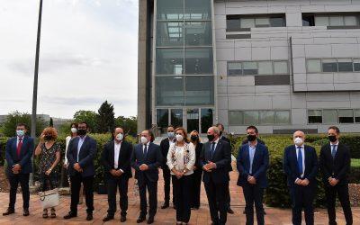 Reunión del Patronato del PCTCLM en Albacete