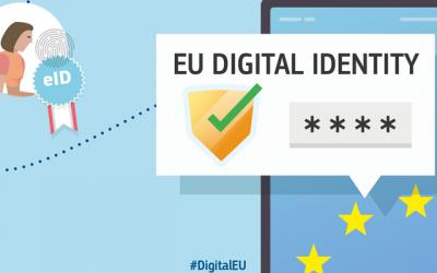 La CE inicia el camino para la creación de la 'Identidad Digital Europea»