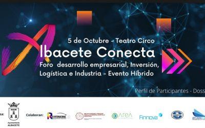#AlbaceteConecta: Foro de Inversión, Logística, Industria e Innovación